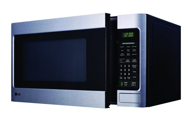 When Did Microwaves Become Popular In Uk