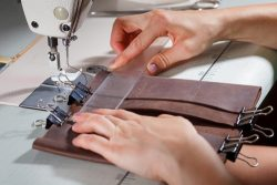 Can Sewing Machines Sew Leather
