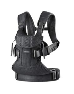 BABYBJORN One Air Black
