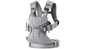 BABYBJORN One Air Silver