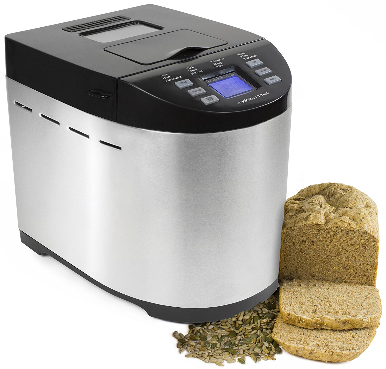 Andrew James Digital Bread Maker
