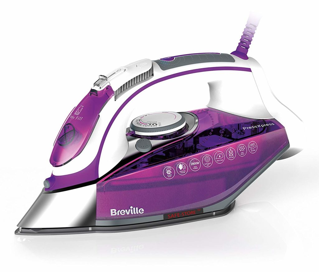 Best Steam Iron Reviews Uk 2019 Top 10 Compared
