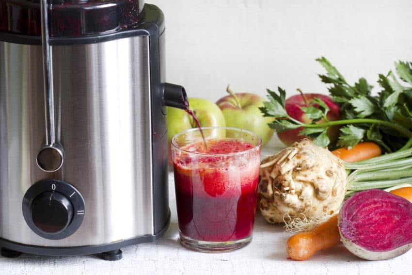 juicer as blender