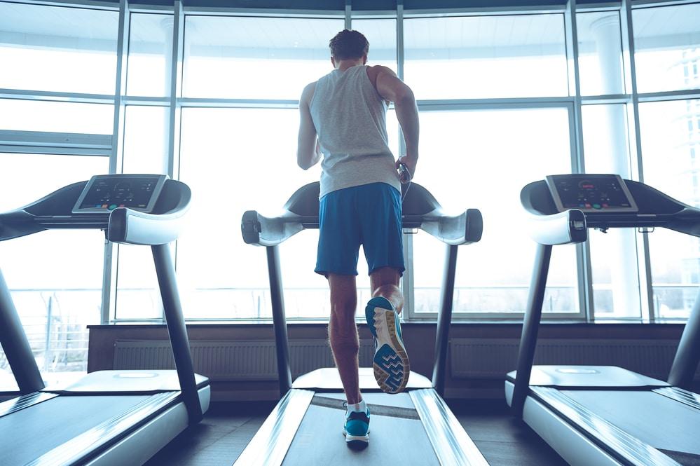 treadmills marathon training