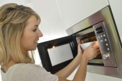 Are microwaves ionising