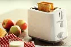 Do toasters have radiation