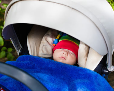 Are Car Seat Canopies Safe?