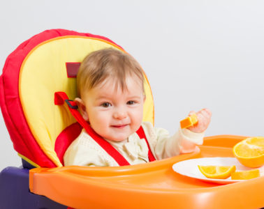 Are High Chairs Required in Restaurants?
