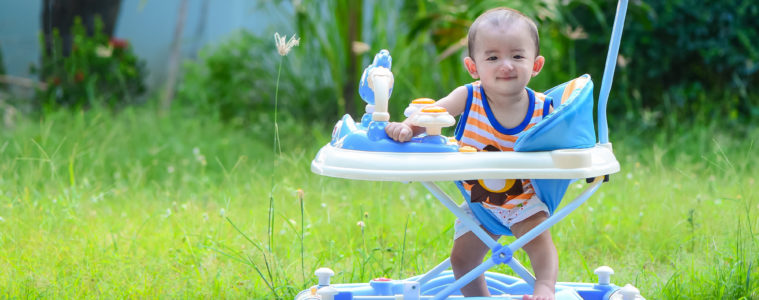 Should Parents Use Baby Walkers?