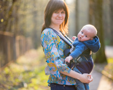 Can Baby Carriers Cause Hip Dysplasia?