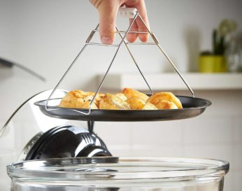 cooking potatoes in halogen oven