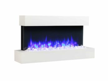Endeavour Fires Wall Mounted Electric Fire Runswick