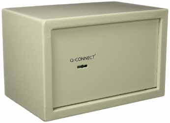 Q-Connect KF04388 Key Operated Safe