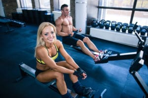 Rowing Machines Are Good For Fitness
