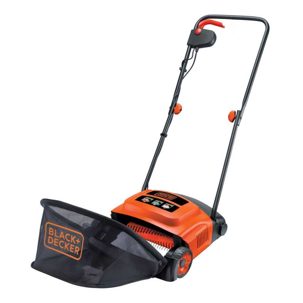 BLACK+DECKER B DGD300 Lawnraker
