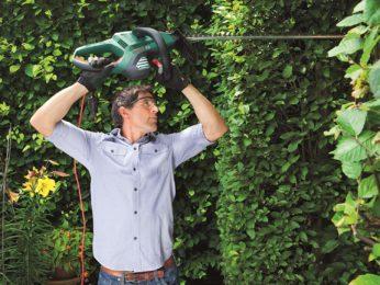 Bosch Hedgecutter AHS 70-34 best hedge trimmer
