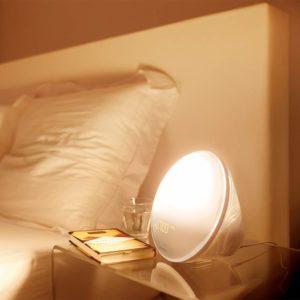 Philips HF3520 01 in the bedroom