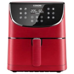 Cosori 5.5L Oil-Free Red