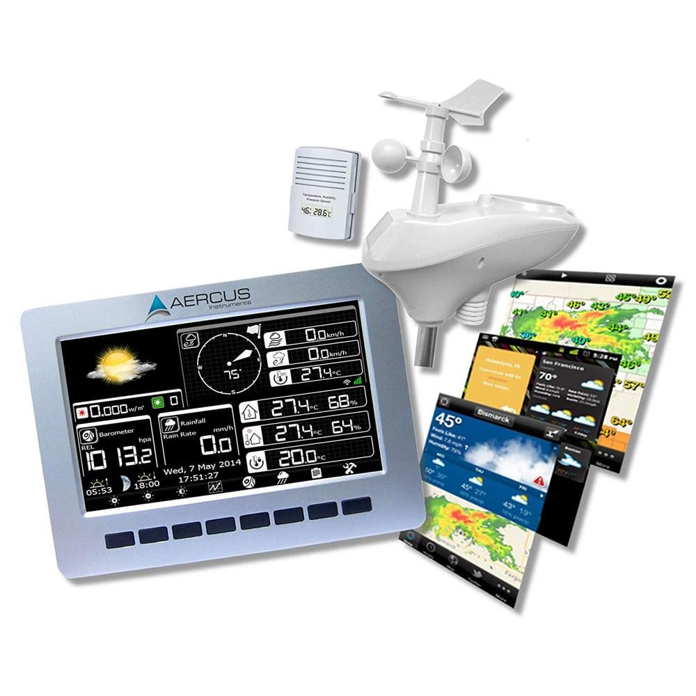 Aercus Instruments Wireless Weather Ranger