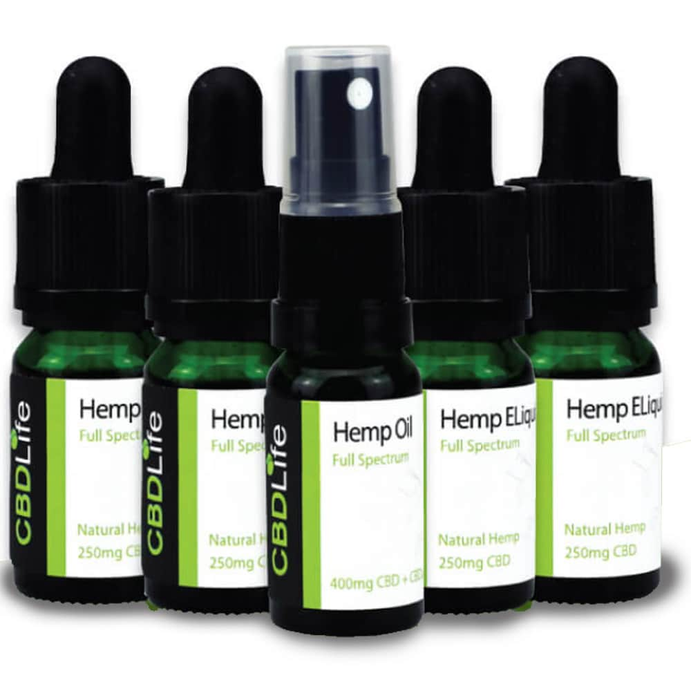 Best CBD Oil Reviews UK 2019 - Where Can You Buy It?