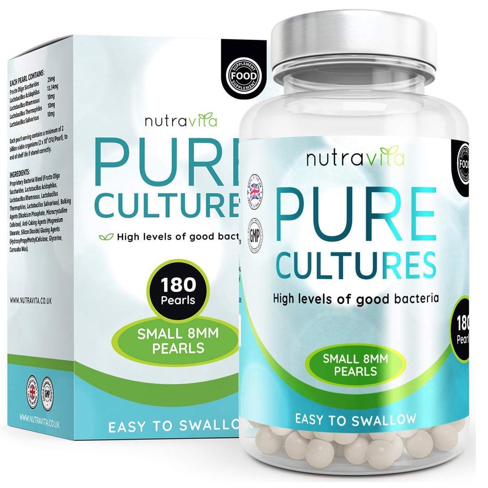Nutravita Pure Biotics Pearls
