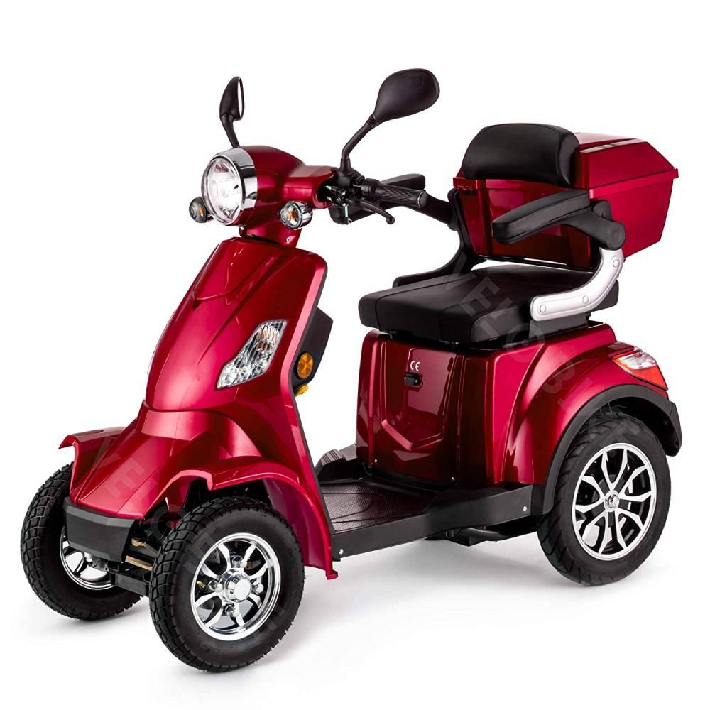 VELECO 4 Wheeled