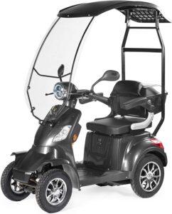 Veleco 4 Wheeled with Canopy