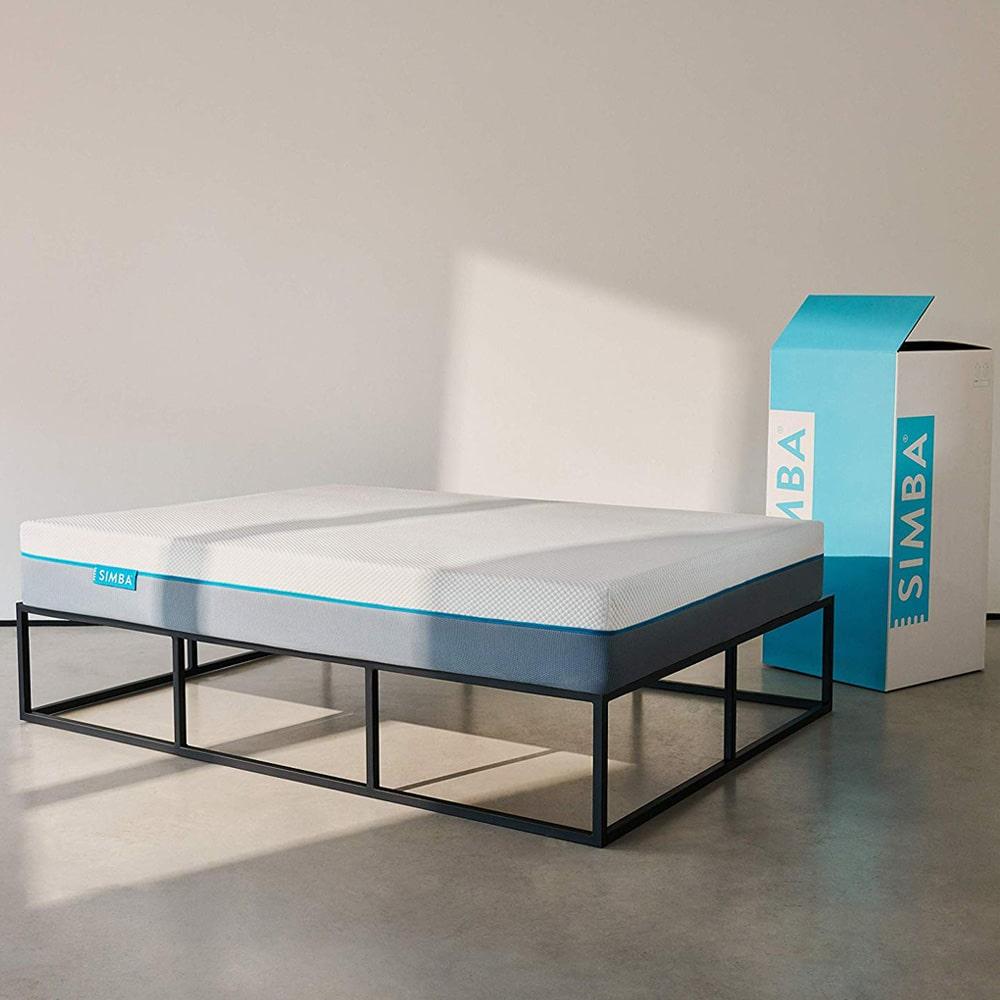 Simba Hybrid bed
