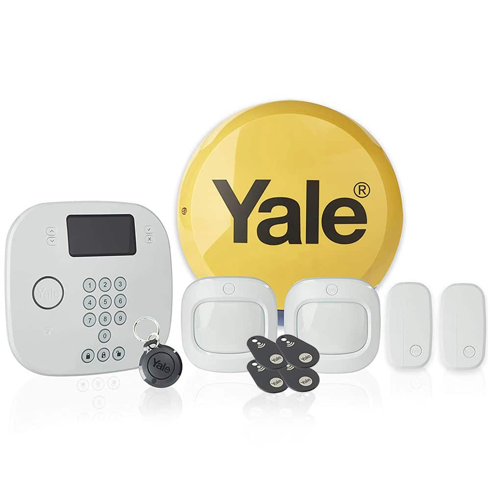 Yale Intruder
