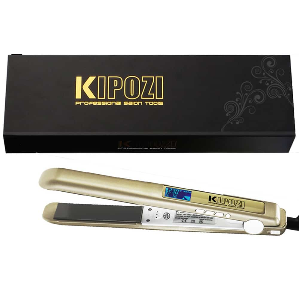 Kipozi Pro Digital Ionic Titanium