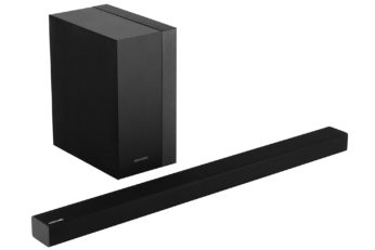 Samsung M360 with subwoofer