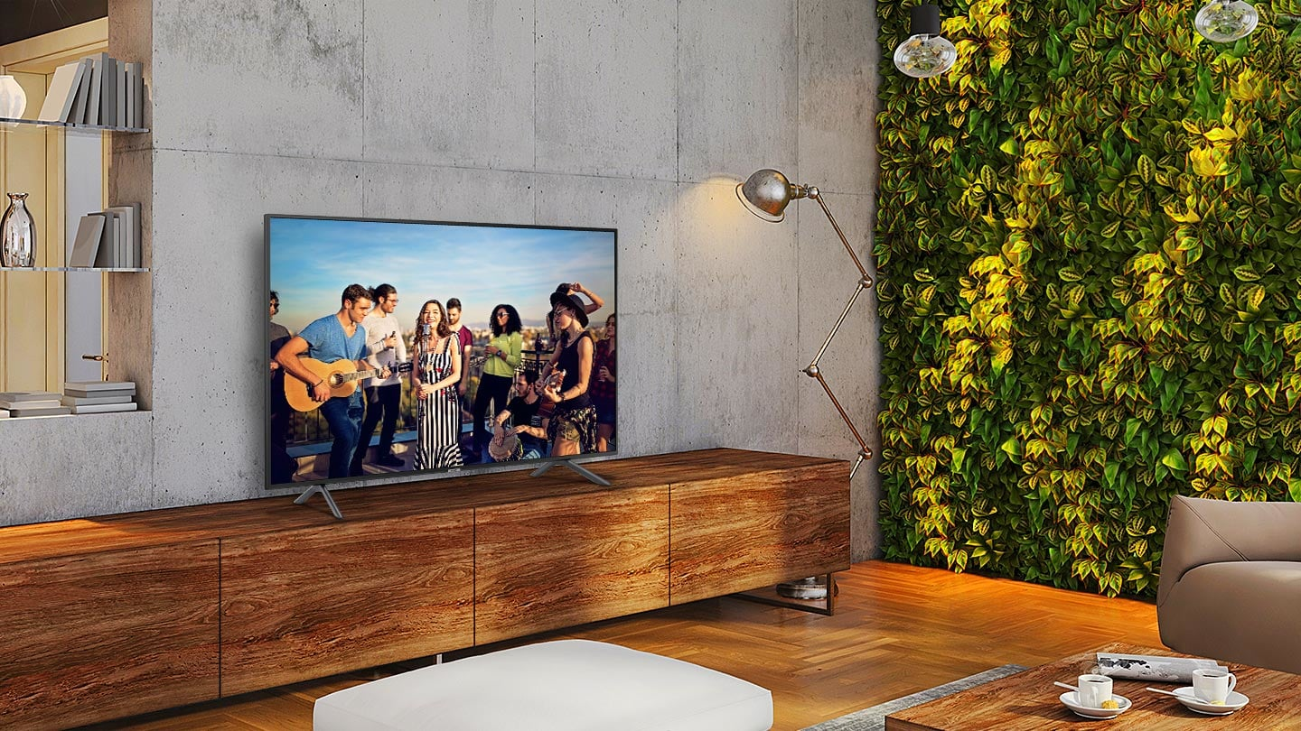 Samsung Ue75nu7100 Review Is It Picture Perfect