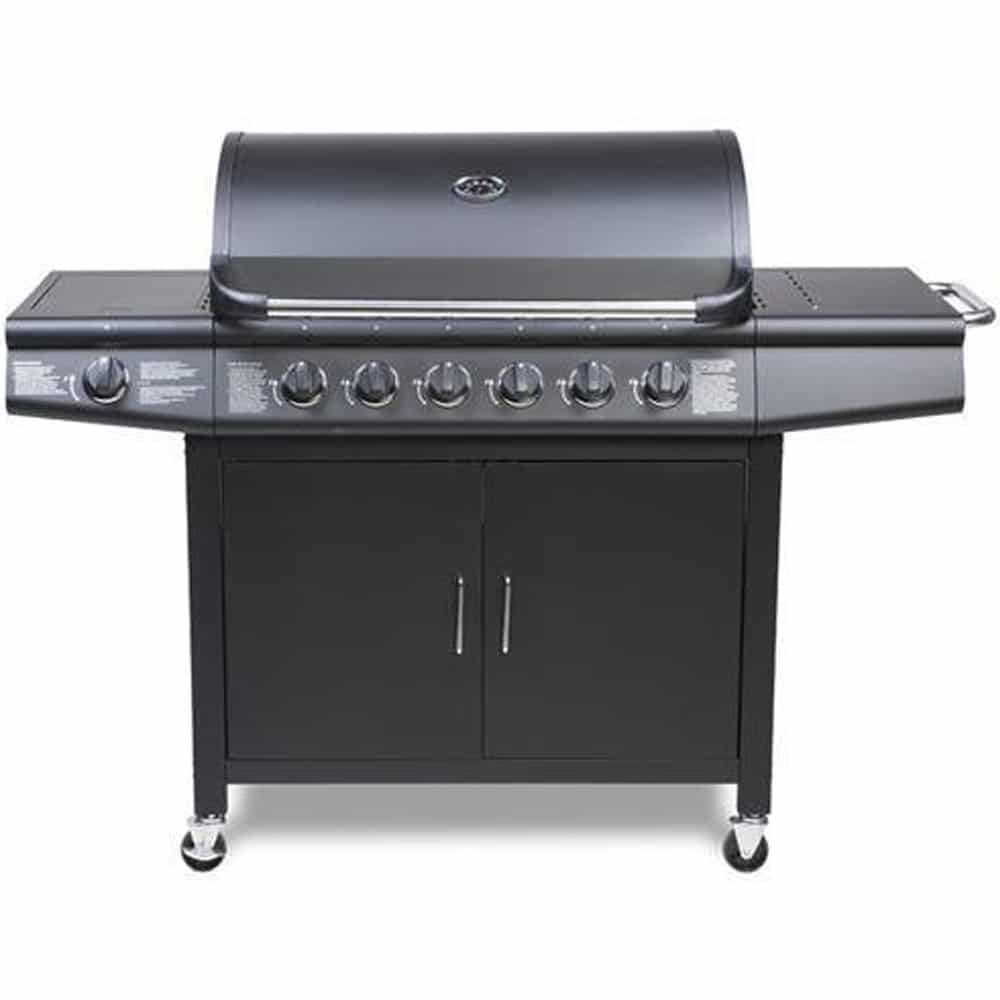CosmoGrill 6+1 Deluxe
