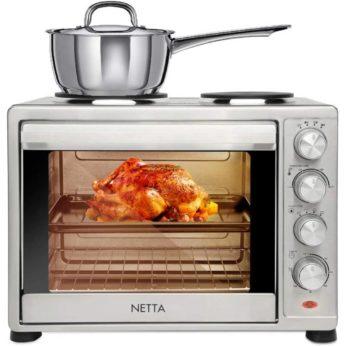 Netta Double Hot Plate 45L