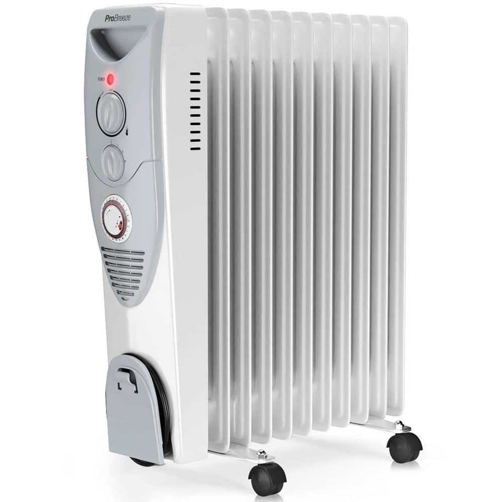 Pro Breeze Oil Filled Radiator