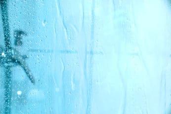 bathroom condensation