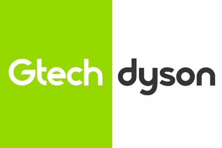 gtech vs dyson
