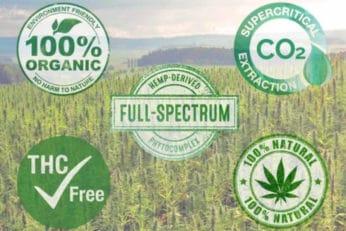 full spectrum and organic