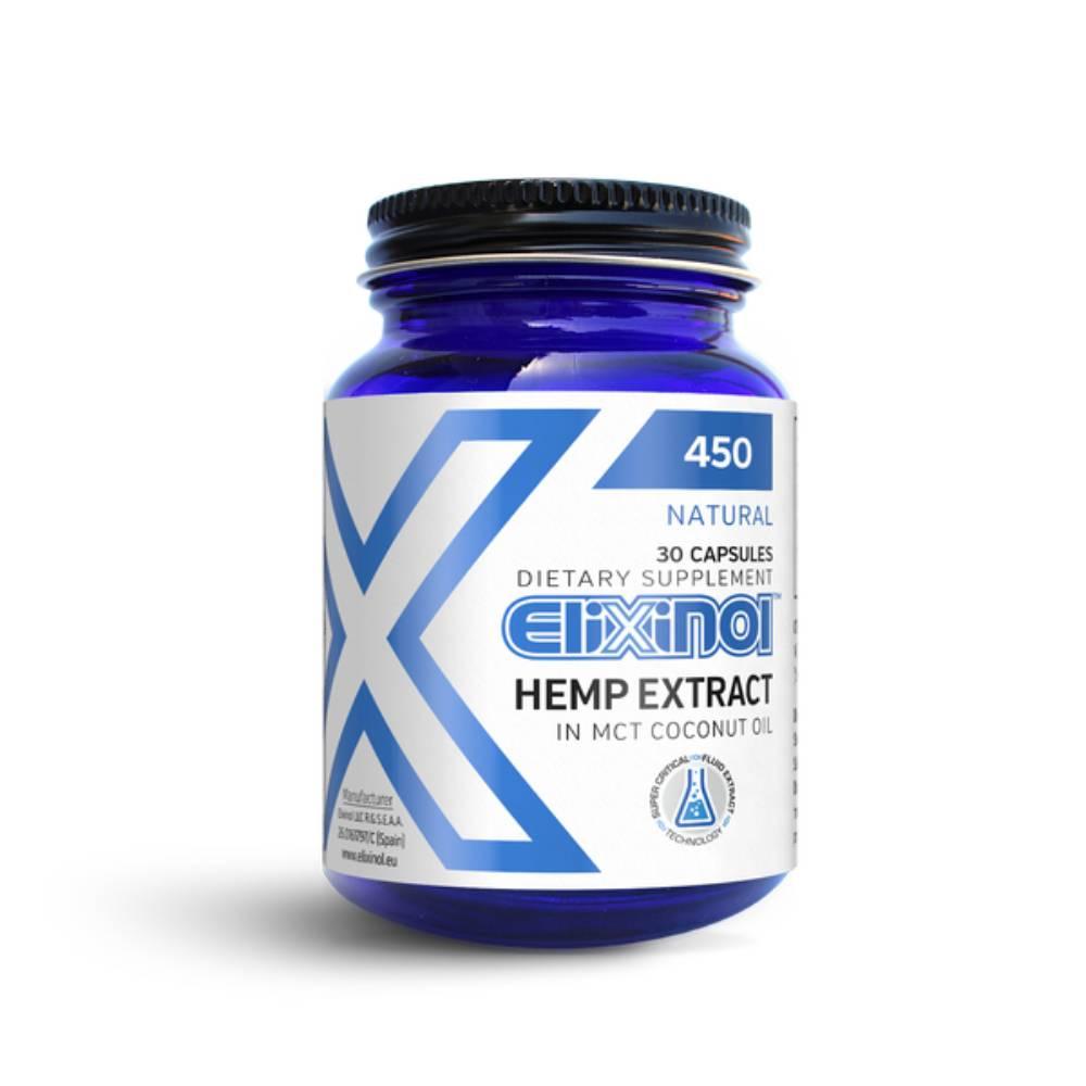 Elixinol 30 capsules