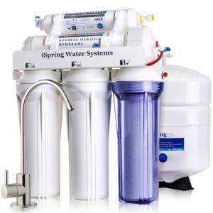iSpring RCC7 5-Stage filtration