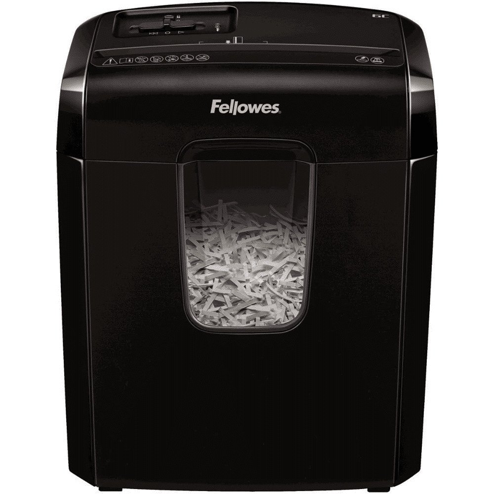 Fellowes Powershred 6C