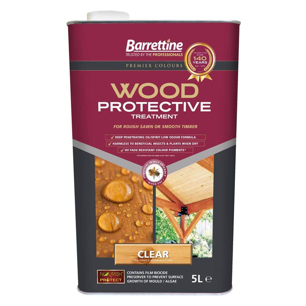 Barrettine Protective Treatment