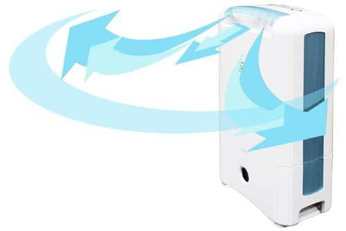 EcoAir DD1 Classic best dehumidifier