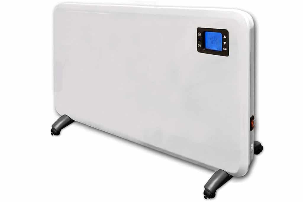 Purus Panel Bathroom Safe with Digital Thermostat