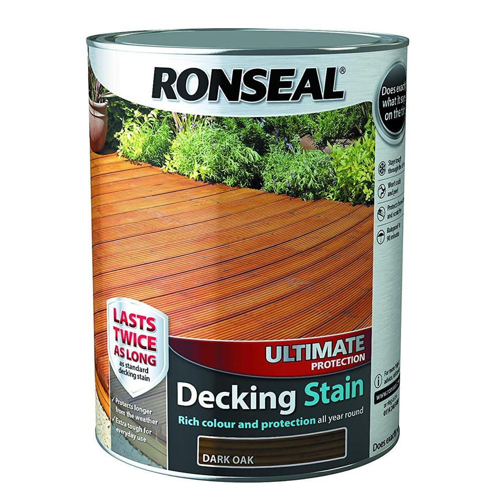 Ronseal Ultimate Dark