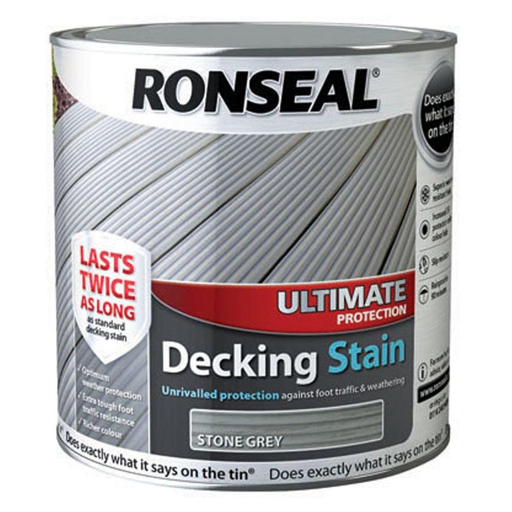 Ronseal Ultimate Grey