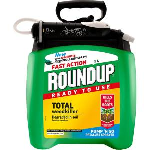 Roundup Fast Action Pump n' Go