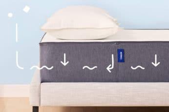 casper mattress and overheating