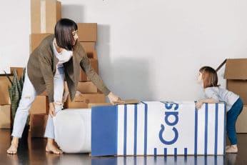 casper mattress easy to setup
