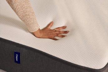 casper mattress form test